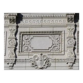 1926 Bank Building Architecture Los Angeles Postcard