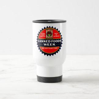 1926 Canned Foods Week Coffee Mug