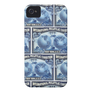 1926 expo filatélica internacional Nueva York Case-Mate iPhone 4 Cárcasa
