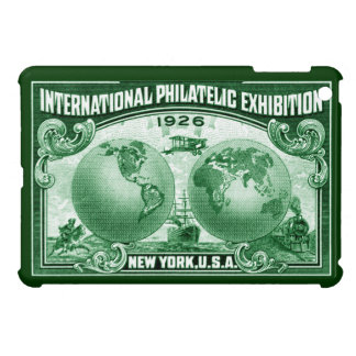 1926 expo filatélica internacional Nueva York iPad Mini Protector