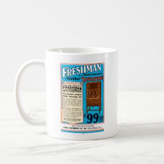1926 Freshman Masterpiece Ad Coffee Mug