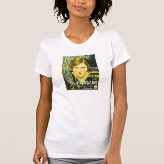 1926 Gloria Swanson movie poster Frence T-Shirt
