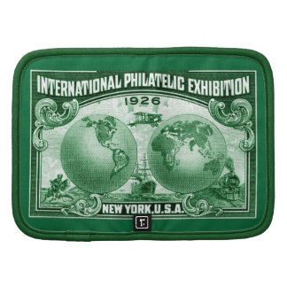 1926 International Philatelic Expo New York Planner