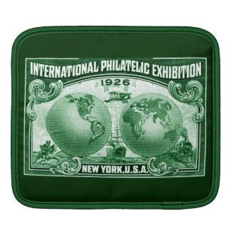 1926 International Philatelic Expo New York Sleeve For iPads