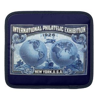 1926 International Philatelic Expo New York Sleeves For iPads