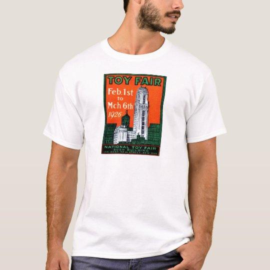 1926 Toy Fair Poster T-Shirt