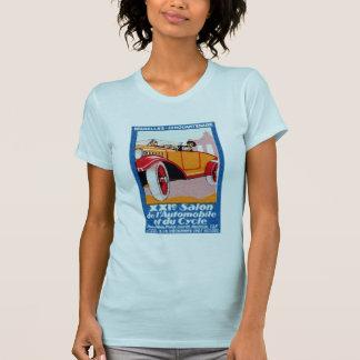 1927 Brussels Automotive Exposition T Shirt