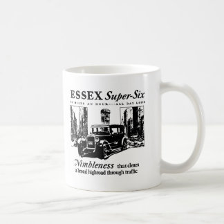 1927 Essex Super-Six auto ad Mug
