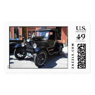 1927 Model-T Postage Stamp