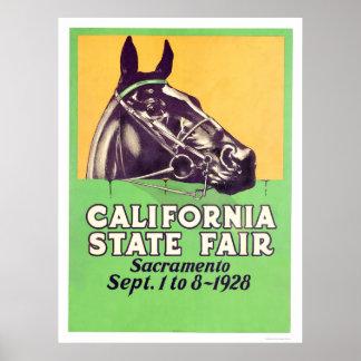 1928 California State Fair Poster