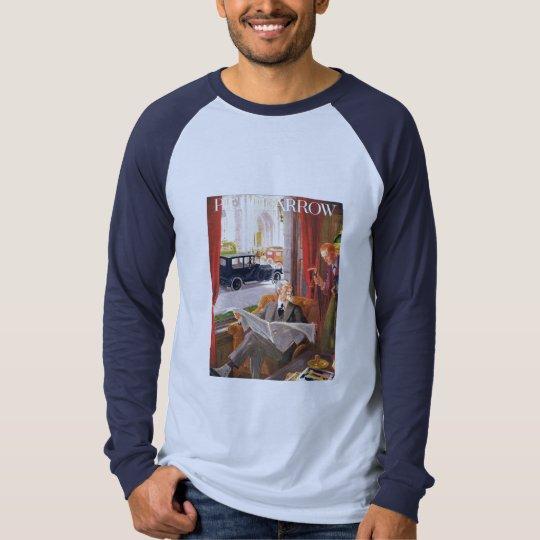 "1928 Chrysler Imperial ""80"" AD Men's Club T-Shirt"
