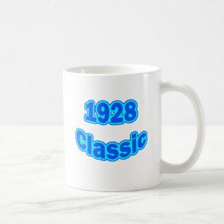 1928 Classic Blue Coffee Mug