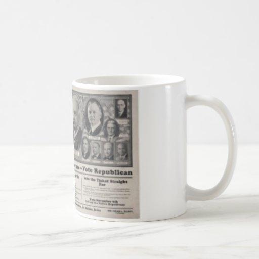 1928 Hoover Coffee Mug