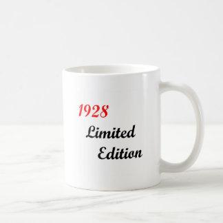 1928 Limited Edition Coffee Mug