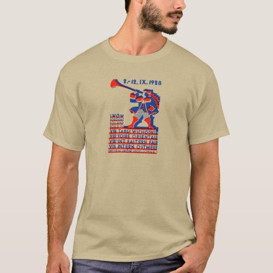 1928 Lwow Eastern International Fair T-Shirt
