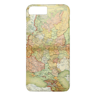 1928 Map of Old Soviet Union USSR Russia iPhone 8 Plus/7 Plus Case