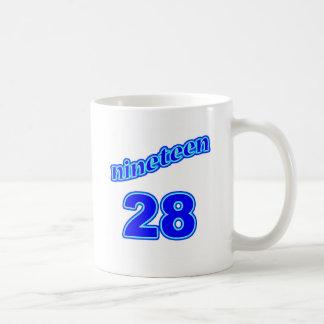 1928 Nineteen 28 Coffee Mug
