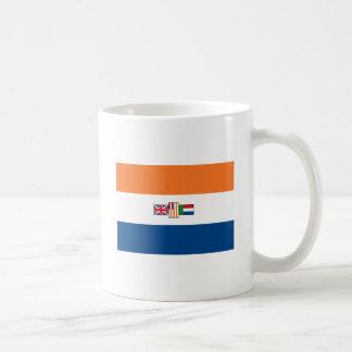 1928) tazas de Suráfrica Flag (