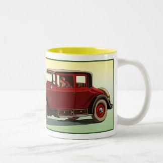 1928 Two-Tone COFFEE MUG