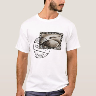 1928 Zepplin Airmail T-Shirt