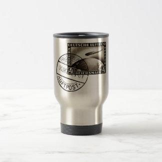1928 Zepplin Airmail Travel Mug