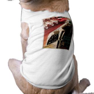 1929 - 11th Salone Internazional Dell Automobile T-Shirt