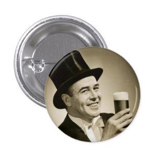 1929 Beer Drinker Pin