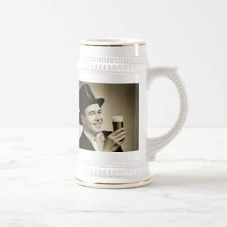 1929 Beer Drinker Mug