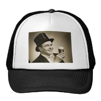1929 Beer Drinker Trucker Hats