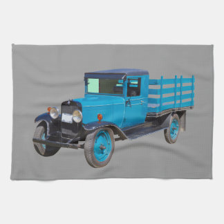 1929 Chevy 1 Ton Stake Body Truck Hand Towels