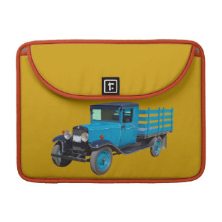 1929 Chevy 1 Ton Stake Body Truck Sleeves For MacBook Pro