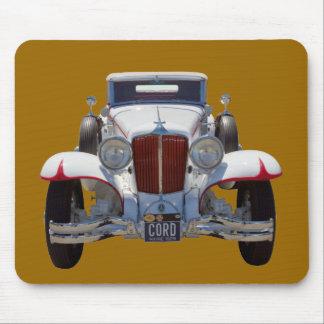 1929 Cord 6-29 Cabriolet Antique Car Mouse Pad