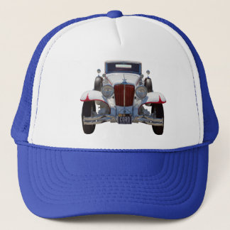 1929 Cord 6-29 Cabriolet Antique Car Trucker Hat