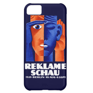 1929 German Advertising Exposition iPhone 5C Cases
