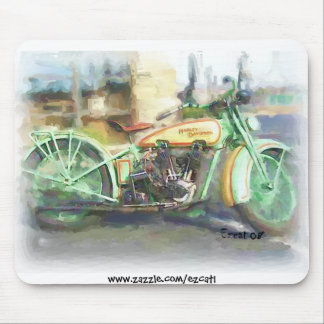 1929 Harley Mouse Pad