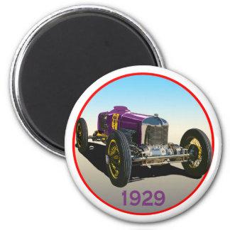 1929 Miller FWD 2 Inch Round Magnet