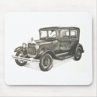 1929 model a mouse pad
