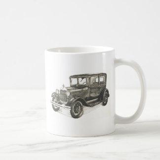 1929 modelo a taza clásica