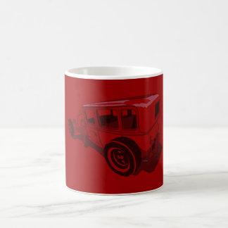1929 Murray Towne Sedan in Red Coffee Mug