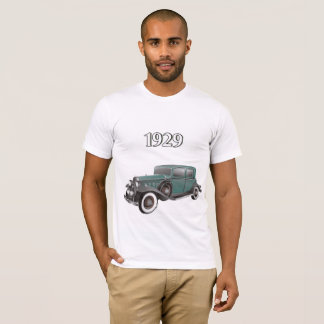1929 Old Car Men's Basic American Apparel T-Shirt
