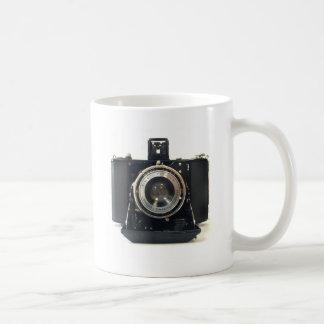 1929 Zeiss Ikon Ikonta Camera Classic White Coffee Mug