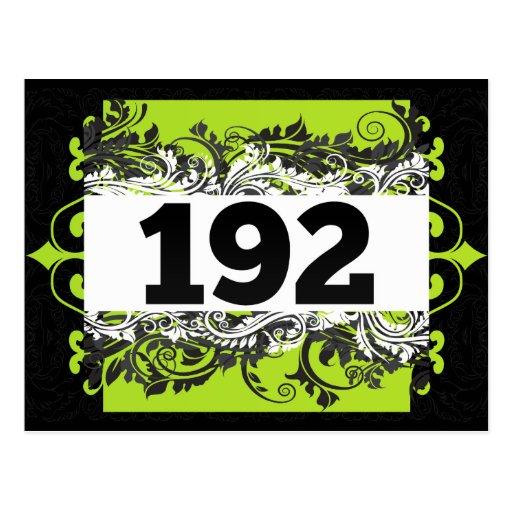 192 POSTCARD