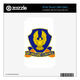 192nd Aviation Regiment - Air Ground Control iPod Touch 4G Decal