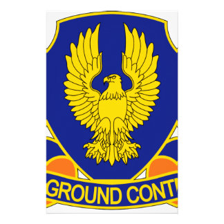 192nd Aviation Regiment - Air Ground Control Stationery
