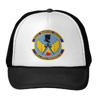 192nd Civil Engineer Squadron Trucker Hat