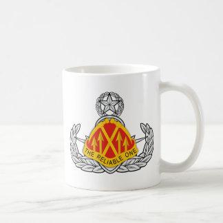 192nd EOD dui Master Classic White Coffee Mug