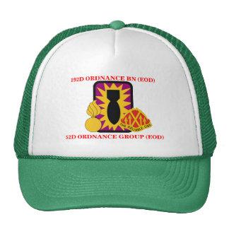 192ND ORDNANCE BATTALION (EOD) HAT