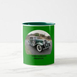 1930 Cadillac Phaeton Two-Tone Coffee Mug