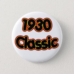 1930 Classic Button