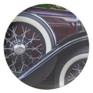1930 Ford A Classic Car Dinner Plate